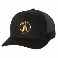 trucker-hat-gold-logo