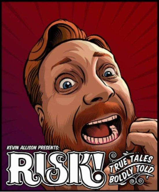 RISK! featuring Kevin Allison