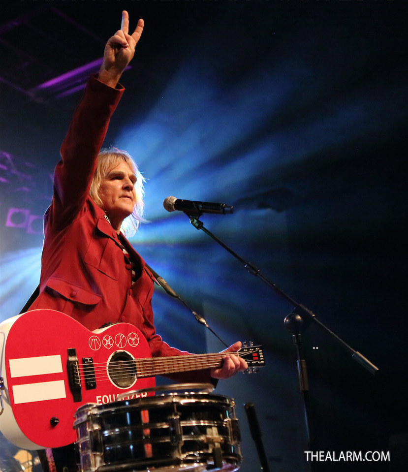 The Alarm featuring Mike Peters