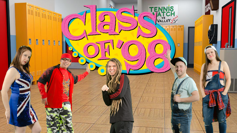Class Of '98: The 90's Party PaloozA
