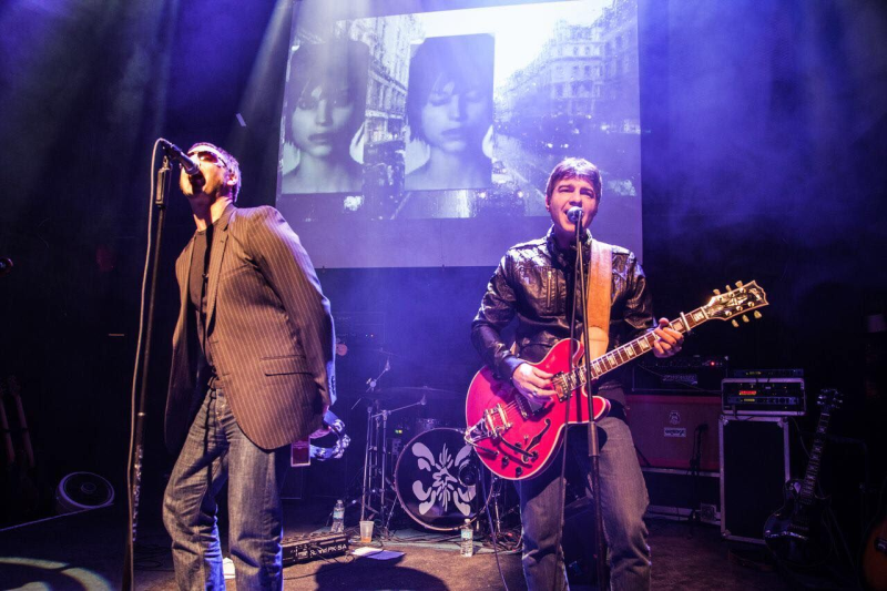 SuperSonic: North America's Tribute To OASIS