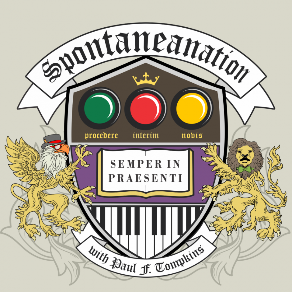 Spontaneanation feat. Paul F. Tompkins and Eban Schletter wsg ABC Family