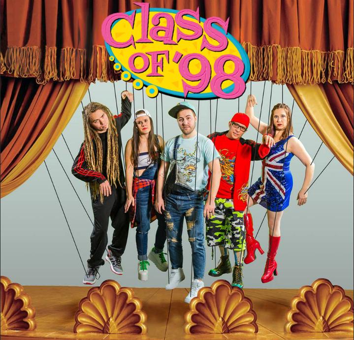 "Class Of '98"" A 90's Party PaloozA"
