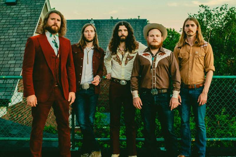 Hailing From Saskatoon Three Time Juno Awarding Winning Artists The Sheepdogs Burst Onto International Scene After Beating Out Thousands Of